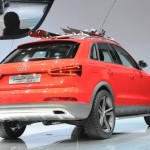 Audi Q3 Vail in der Farbe Energie Rot