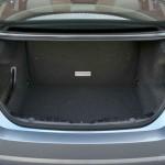 Der Kofferraum des BMW Active Hybrid 5