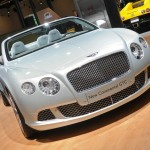 Bentley Continental GTC als Cabrio in Katar