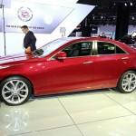 Cadillac ATS auf der Automesse in Detroit