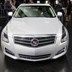 Cadillac ATS in der Frontansicht