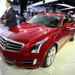Der Cadillac ATS leistet 273 PS