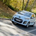 Citroen C1 in der 2012.er Version