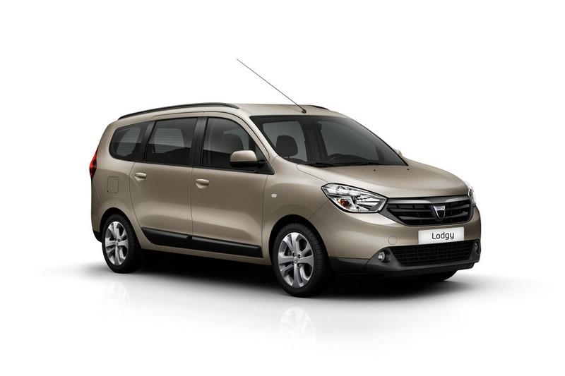 Lodgy - neuer Kompaktvan von Dacia