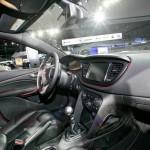 Der Innenraum des Dodge Dart wirkt sehr luxuriös
