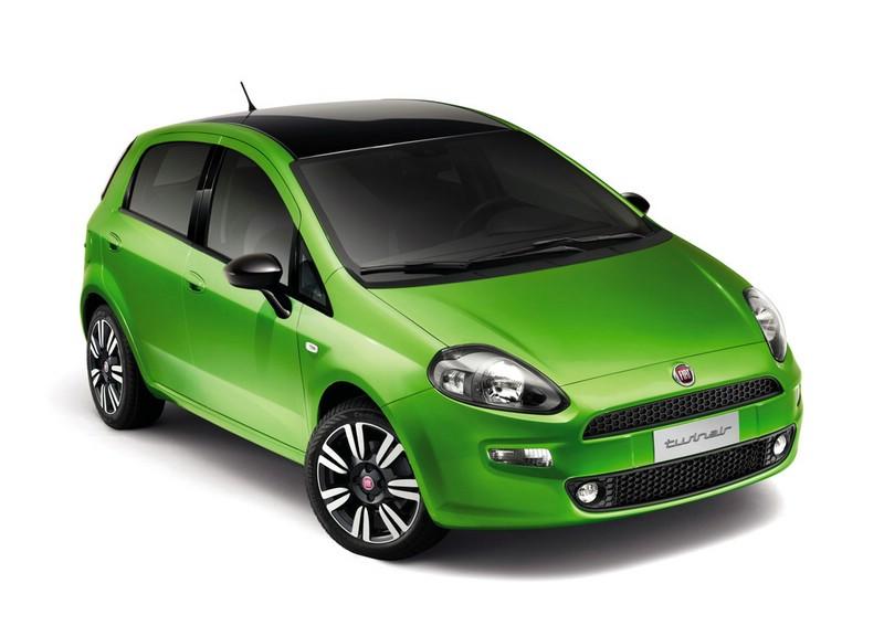 Neues Modell: Fiat Punto Twinair Modelljahr 2012