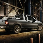 Fiat Strada Jahrgang 2012