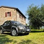 Fiats neuer Pickup Strada