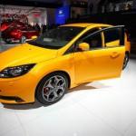 Der Ford Focus ST azf der Automesse