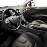 Der Innenraum des Ford Fusion