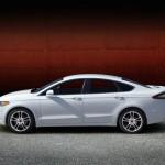 Ford Fusion in der Seitenansicht