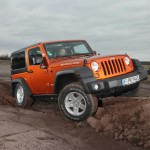 Wrangler Der Geländewagen von Jeep