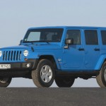 Jeep Wrangler als 5-Türer