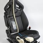 Die Sitz-Technik des Opel Astra OPC
