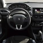 Das Cockpit des Peugeot 208