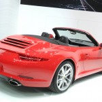 Porsche 911er als Cabrio Version