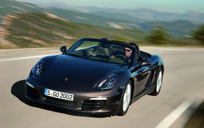 Porsche Boxster Modelljahr 2012