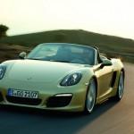 Porsche Boxster S Modelljahr 2012