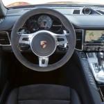 Das Cockpit des Porsche Panamera GTS