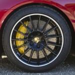 Die Räder und Felgen des Porsche Panamera GTS