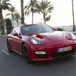 Der Porsche Panamera GTS 2012