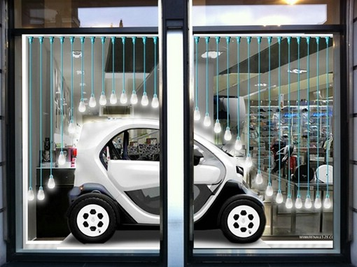 Das neue Elektroauto Renauilt Twizy