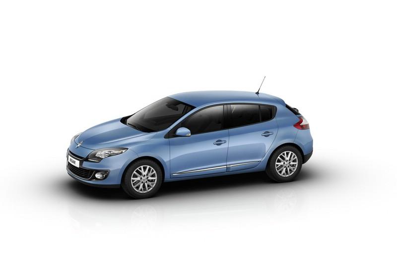 Renault Megane Modell 2012