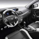 Der Innenraum des Renault Megane Grandtour Modell 2012