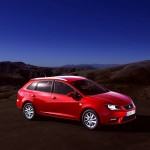 Kombiversion des Seat Ibiza Facelift