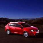 Kombiversion des Seat Ibiza Facelift