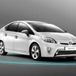 Toyota Prius Facelift für das Jahr 2012