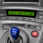 Klimaanlage im Toyota Prius