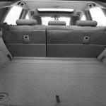 Platzangebot für Gepäck im Toyota Prius
