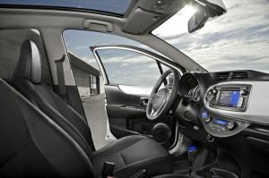 Das Innenleben des Toyota Yaris Hybrid