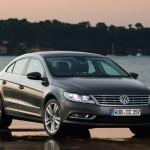 Der neue VW CC von vorne