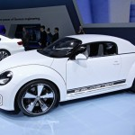 VW E-Bugster auf der Detroit Auto Show 2012