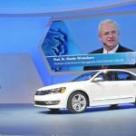 VW Jetta Hybrid mit Martin Winterkorn