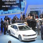 VW Jetta Hybrid auf der NAIAS 2012