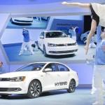 VW Jetta Hybrid präsentation