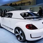 Elektrofahrzeug E-Bugster von Volkswagen