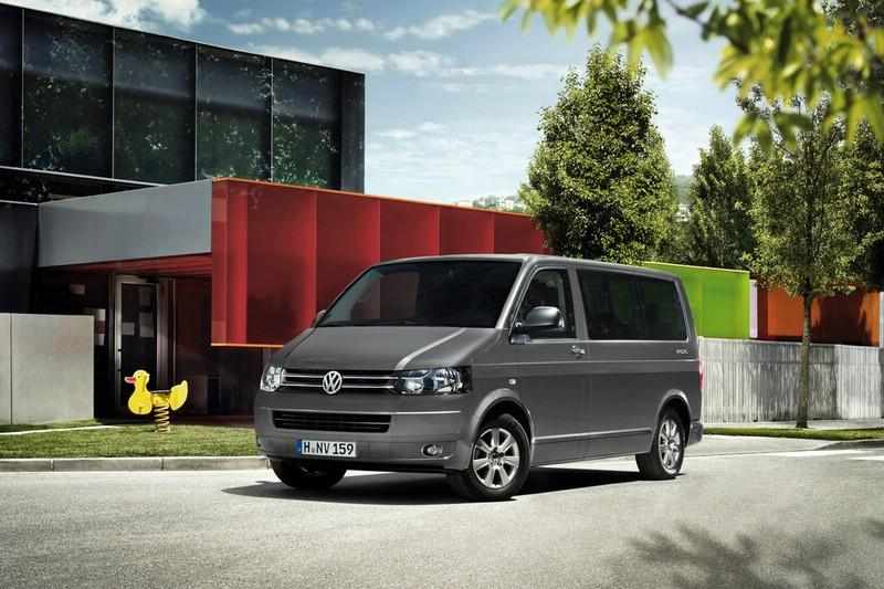Neues Sondermodell Volkswagen Multivan Special