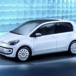 Volkswagen Up als Viertürer kommt im Mai