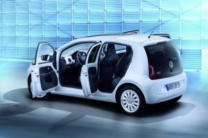 Volkswagen Up mit 4 Türen