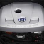 Der Elektromotor des Volvo XC60 Plug-in-Hybrid
