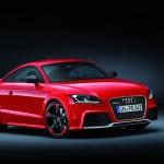 Audi TT RS Plus mit 360 PS und 280 km/h Spitze