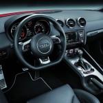 Das Cockpit des neuen Audi TT RS Plus