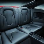 Hier nehmen die Fondpassagiere Platz: Audi TT RS Plus
