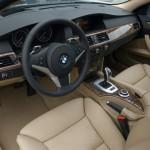 Das Cockpit des BMW 5-er Touring