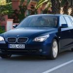 BMW 525d xDrive Touring Modelljahr 2012