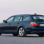 Der neue BMW 530i Touring